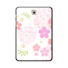 桜の形・いろいろ Samsung Galaxy Tab S2 8.0 ポリカーボネート ハードケース