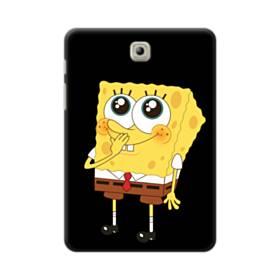 可愛いスポンジボブ Samsung Galaxy Tab S2 8.0 ポリカーボネート ハードケース