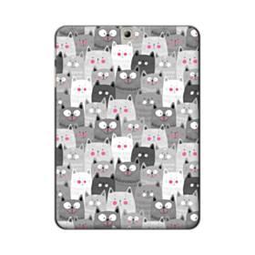 多くの子猫 Samsung Galaxy Tab S2 9.7 ポリカーボネート ハードケース