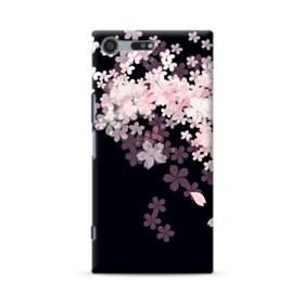 爛漫・桜 Sony Xperia XZ Premium ポリカーボネート ハードケース