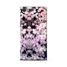 爛漫・夜桜 Sony Xperia XZ Premium ポリカーボネート ハードケース