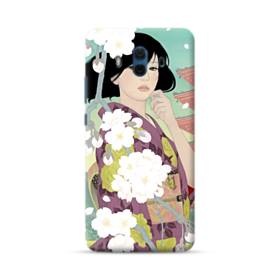 ザ・桜&ジャパンガール! Huawei Mate 10 ポリカーボネート ハードケース