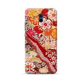 和・花柄 Huawei Mate 10 ポリカーボネート ハードケース