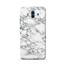 きれいな大理石(ホワイト・マーブル) Huawei Mate 10 ポリカーボネート ハードケース