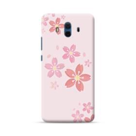 春・桜の花001 Huawei Mate 10 ポリカーボネート ハードケース