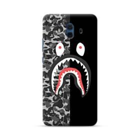 面白いブラック・スーパー ミ(super me) Huawei Mate 10 ポリカーボネート ハードケース