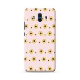 花 モチーフ flower motif Huawei Mate 10 ポリカーボネート ハードケース