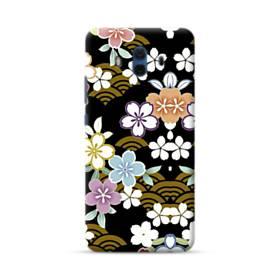 和風・桜&浪 Huawei Mate 10 ポリカーボネート ハードケース