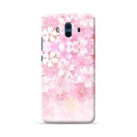 爛漫・ピンク&桜色 Huawei Mate 10 ポリカーボネート ハードケース