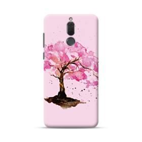 水彩画・桜の木 Huawei Mate 10 Lite ポリカーボネート ハードケース