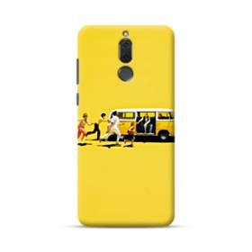 イエロー・可愛いリトル・ミス・サンシャイン Huawei Mate 10 Lite ポリカーボネート ハードケース