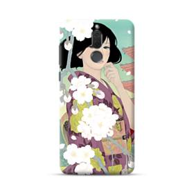 ザ・桜&ジャパンガール! Huawei Mate 10 Lite ポリカーボネート ハードケース