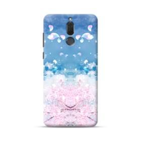 桜の花びら Huawei Mate 10 Lite ポリカーボネート ハードケース