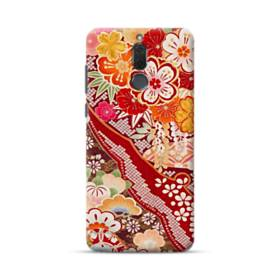 和・花柄 Huawei Mate 10 Lite ポリカーボネート ハードケース