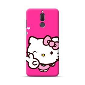 永遠に可愛い!キティちゃん Huawei Mate 10 Lite ポリカーボネート ハードケース