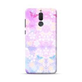 爛漫・抽象的な桜の花 Huawei Mate 10 Lite ポリカーボネート ハードケース