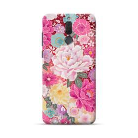 和の花柄:牡丹 Huawei Mate 10 Lite ポリカーボネート ハードケース