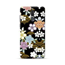 和風・桜&浪 Huawei Mate 10 Lite ポリカーボネート ハードケース