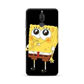 可愛いスポンジボブ Huawei Mate 10 Lite ポリカーボネート ハードケース