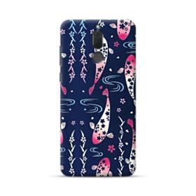 和柄:桜&錦鯉 Huawei Mate 10 Lite ポリカーボネート ハードケース