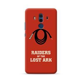 80年代アメリカ映画:レイダース/失われたアーク Raiders of the Lost Ark Huawei Mate 10 Pro ポリカーボネート ハードケース