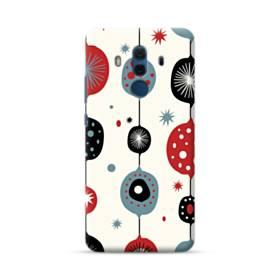 クリスマス アートなデコレーション Huawei Mate 10 Pro ポリカーボネート ハードケース