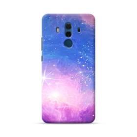 輝き夜空 キラキラ星空  Huawei Mate 10 Pro ポリカーボネート ハードケース