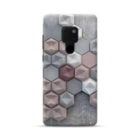 つぶつぶ六角形 Huawei Mate 20 ポリカーボネート ハードケース