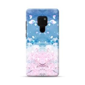 桜の花びら Huawei Mate 20 ポリカーボネート ハードケース