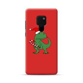 クリスマス 可愛い恐竜さん Huawei Mate 20 ポリカーボネート ハードケース