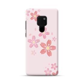 春・桜の花001 Huawei Mate 20 ポリカーボネート ハードケース