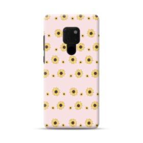 花 モチーフ flower motif Huawei Mate 20 ポリカーボネート ハードケース