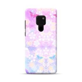 爛漫・抽象的な桜の花 Huawei Mate 20 ポリカーボネート ハードケース