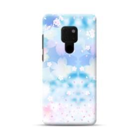 爛漫桜の花 Huawei Mate 20 ポリカーボネート ハードケース