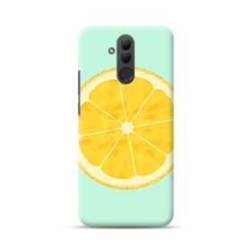 シンプル・ザ・レモン Huawei Mate 20 Lite ポリカーボネート ハードケース