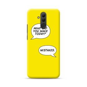 デザイン アルファベット(トーク) Huawei Mate 20 Lite ポリカーボネート ハードケース