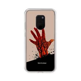 ホラー映画アート:死霊のはらわた Huawei Mate 20 X ポリカーボネート クリアケース