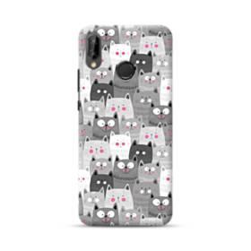 多くの子猫 Huawei Nova 3 ポリカーボネート ハードケース