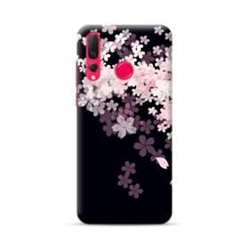 爛漫・桜 Huawei Nova 4 ポリカーボネート ハードケース