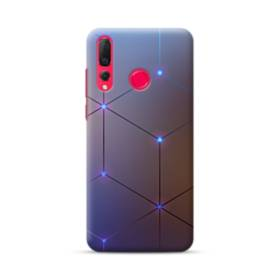 デジタル・幾何図 Huawei Nova 4 ポリカーボネート ハードケース