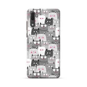 多くの子猫 Huawei P20 ポリカーボネート ハードケース