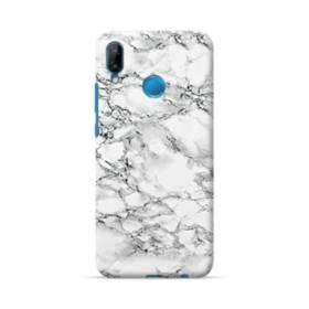 きれいな大理石(ホワイト・マーブル) Huawei P20 Lite ポリカーボネート ハードケース