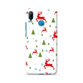 メリー クリスマス モチーフ001 Huawei P20 Lite ポリカーボネート ハードケース