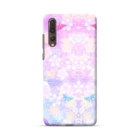爛漫・抽象的な桜の花 Huawei P20 Pro ポリカーボネート ハードケース