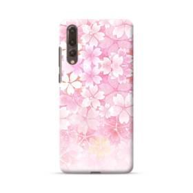 爛漫・ピンク&桜色 Huawei P20 Pro ポリカーボネート ハードケース
