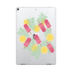 アイスバー&レモン iPad Pro 10.5 (2017) ポリカーボネート ハードケース