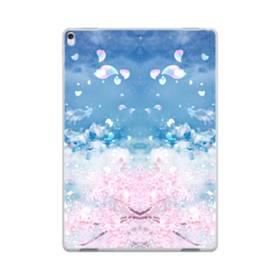 桜の花びら iPad Pro 10.5 (2017) ポリカーボネート ハードケース