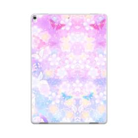 爛漫・抽象的な桜の花 iPad Pro 10.5 (2017) ポリカーボネート ハードケース