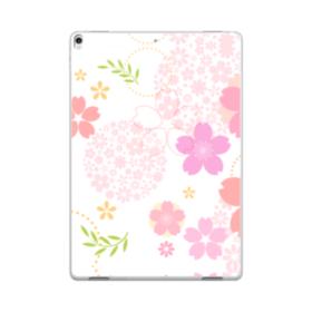 桜の形・いろいろ iPad Pro 10.5 (2017) ポリカーボネート ハードケース