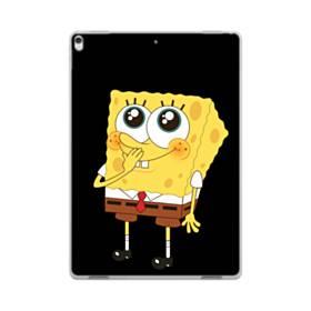 可愛いスポンジボブ iPad Pro 10.5 (2017) ポリカーボネート ハードケース